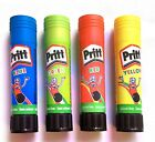 PRITT STICK 10G - AVAILABLE COLORFUL RAINBOW GLUE STICKS RED YELLOW GREEN BLU