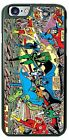 Classic Justice League Custom Phone Case Cover For iPhone Samsung LG HTC M10 etc