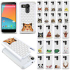 ok google animal jam - For LG Google Nexus 5X Animal Design Bling Hybrid Rubber Silicone Case Cover