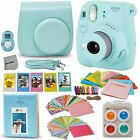 Fujifilm Instax Mini 9 Fuji Camera Accessories Case Strap Color Filter Sticker