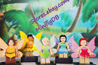Custom LEGO minifig Choice of TinkerBell and Friends Discounted Price