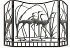 Crane Flock Fireplace Screen by SPI Home/San Pacific International 33791