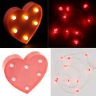 Decorative LED Light Heart Shaped Heart String Valentine Wedding special event