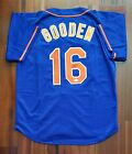 Doc Gooden Autographed Signed Jersey New York Mets JSA