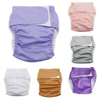 LC_ Reusable Adult Cloth Diaper Nappy Pants for Incontinence Bedwetting Seraph