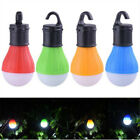 4 Colors Outdoor LED Camping Lamp Tent Night Hanging Light Bulb for Garden Tent