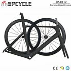 Aero Carbon Road Bike Frame Wheels T1000 Carbon Racing Bicycle Frameset 2018 New