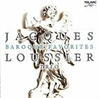 Baroque Favorites: Jazz Improvisations by Jacques Loussier Trio (CD, Sep-2001, T