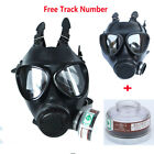 Внешний вид - Paint Spray Military soviet Army Gas mask Rubber Respirator with filter 40mm