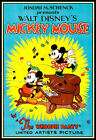 The Whoopee Party FRIDGE MAGNET 6x8 Mickey Mouse Movie Poster Canvas Print