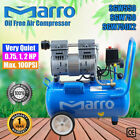 NEW MARRO INDUSTRIAL OIL FREE AIR COMPRESSOR  0.75, 1.0,  2.0HP ELECTRICAL MOTOR
