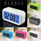 LED Digital Electronic Alarm Clock Backlight Time With Calendar + Thermometer @@