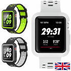 Wrist Strap Sport Band Strong Silicone Rubber 38mm 42mm for Apple Watch 1 2 3