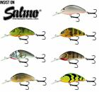 Salmo Hornet Floating Crankbait 9cm / Cat Pike Lure Plug