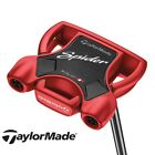 New 2018 TaylorMade Golf Spider Tour Red Putter Center Shafted with Sightline