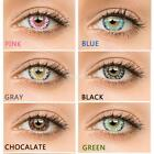 Color Contact Lenses * Lentilles de couleur * 1 year * * FRESH Tone IS003