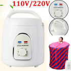 review steam cleaners for home - 110/220V 1.8L Steam Home Generator Steamer Pot Spa F/ Portable Steam Saunas Gift