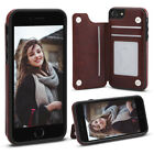 Hot Leather Flip Wallet Card Holder Case full Cover For Apple iPhone 66s Plus US