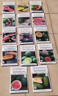 Gourmet Watermelon Seeds - Organic Heirlooms - Non Gmo - 25 SEEDS