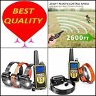 training collars for large dogs - 875 Yard Dog Shock Collar With Remote Waterproof Electric For Large Pet Training