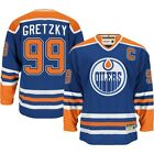 Edmonton Oilers WAYNE GRETZKY Youth Jersey L XL NWT NEW Reebok Heroes of Hockey