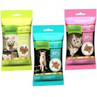Natures Menu Real Meat Cat / Kitten Chicken Liver Turkey Trout Natural Treat 60g