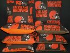 Cleveland Browns Set of 8 Cornhole Bean Bags FREE SHIPPING on eBay