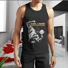 New ARNOLD SCHWARZENEGGER 50 Years MrOlympia Body Men's Tank Top S-5XL Shirt