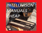 auto and manual - Intellivision Manuals Huge Selection White Water, Ice Trek, BurgerTime and MORE!