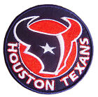 NFL, National Football league Embroidered iron on team logo patches.