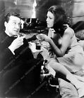 5760-03 Patrick Macnee Diana Rigg enjoy some champagne TV The Avengers 5760-03 $19.99 USD