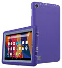 ULAK Heavy Duty Hybrid Shockproof Case Silicone Cover for Amazon Fire 7'' 2015