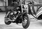 SUPERCOOL HARLEY DAVIDSON MOTORCYCLE CANVAS PICTURE #114 MOTORBIKE CANVAS FRAMED €34.02 EUR on eBay