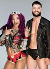 Sasha Banks & Finn Balor 4x6 8x10 Mixed Match Photo WWE (Select Size) #0070