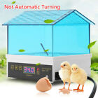 LCD Digital Egg Automatic Turning Chicken Temperature Control Incubator Hatcher