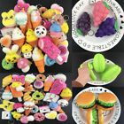 Lot Squeeze Toy Slow Rising Squishies Scented Squishy Reliever Phone Charm Toy
