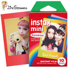 1/2/3Packs Film Photo Sheet For Instax Mini 8 9 50 70 90 Camera Instant Color