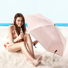 Exquisite Embossed UPF 50 Sun Protection Umbrella Compact Fold Anti-UV Outdoor