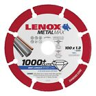 Lenox METAL MAX DIAMOND BLADE Reduced Sparks- 307x25.4x3.2mm Or 357x25.4x3.2mm
