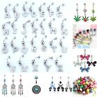 Navel Belly Button Rings Assorted Style Body Piercing Jewelry Dangle Bar Barbell image