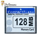 128MB-32GB CF CompactFlash Memory Card for NIKON D1 D100 D200 Canon EOS 400D New