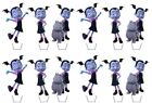 Vampirina Inspired Edible Wafer Cup Cake Toppers Standing or Disc