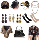 Vintage 1920s Gatsby Party Flapper Accessories Roaring 20s Costume Headpiece
