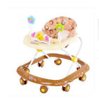 New Baby Walker Toddler Play Tray Toy Musical Activity Steps Learning Assistant,