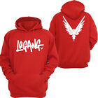 Maverick Bird Logo Logan Paul Logo CUSTOM Hoodie new year Hoodie LIMITED TIME