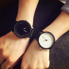 Classic Men Women Lovers Couple Watches Quartz Analog Wrist Watch Exquisite Gift image