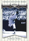 2003 Upper Deck Yankees Signature Baseball #1-90 - Your Choice -