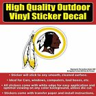 Washington Redskins Vinyl Vehicle, Car, Window, Laptop, Bumper Sticker Decal on eBay
