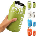 2 5L Ultralight Waterproof Compression Canoe Camping Swimming Floating Dry BagE