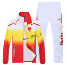 Chinese Team Sportswear Embroidery Flag Men